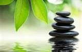 Peace and relaxation with Hot Stone Massage