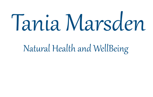 Tania Marsden, Natural Health