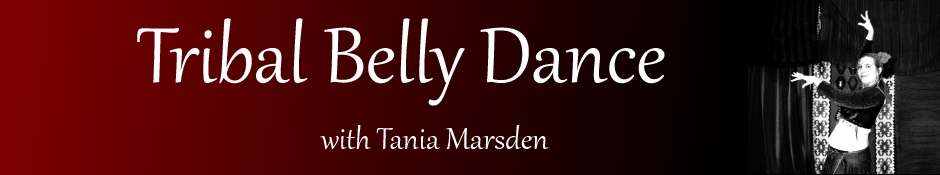 Tribal Belly dance with Tania Marsden